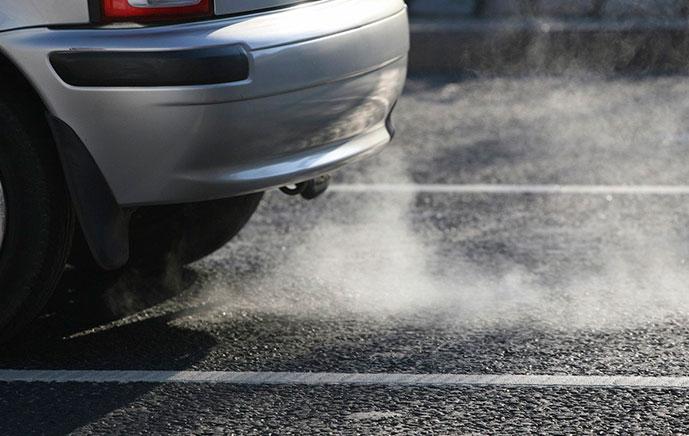 Escape de humos averías Neumáticos Tormo